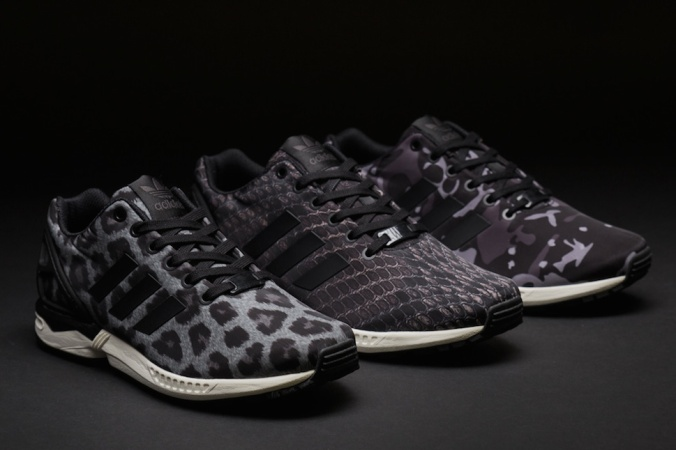 adidas zxflux pattern pack