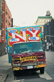 Through The Viewfinder: Graffiti On Wheels