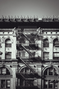 Through The Viewfinder: The Buildings Of New York