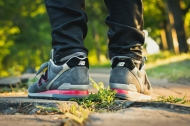 """camerasNsneakers: New Balance 996BSN """"Grey andRed"""""""