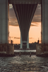 Through The Viewfinder: Verrazano Bridge