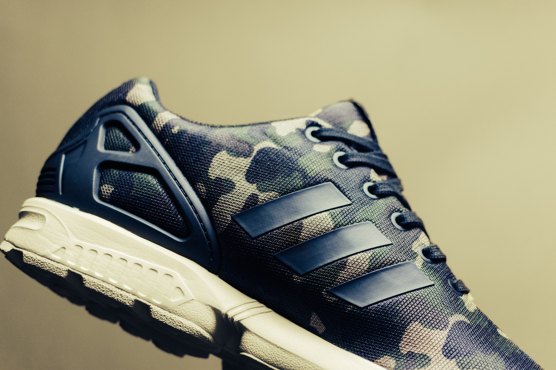 adidas originals zx flux camouflage