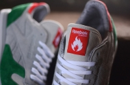 "Release Reminder: Reebok x Hanon Classic Leather ""3 Castles"""
