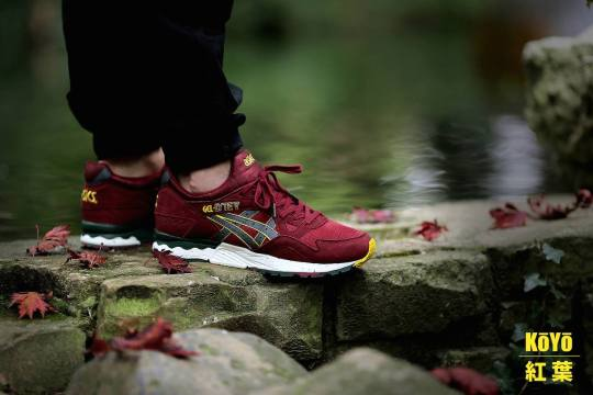 asics good will out KOYO