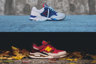 "Release Reminder: New Balance x Ronnie Fieg "" Central Park and Brooklyn Bridge"""