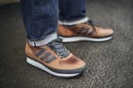 Available: adidas Originals xBarbour