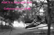 Exclusive: ASICS Gel Lyte lll Collaborations 2015